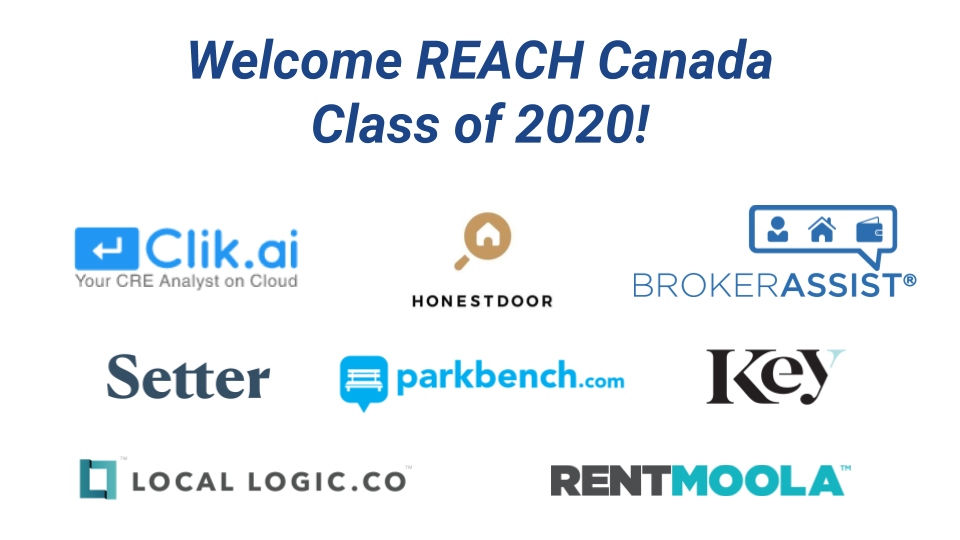 Welcome 2020 Canada Class